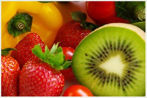 Frutas y verduras para la artritis
