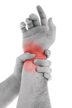 Desinflamar las manos y muñecas debido a la artritis