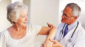 Calor para tratar la artritis reumatoide
