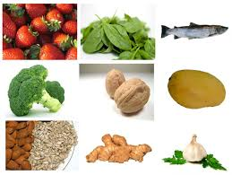 Alimentos naturales para la artritis reumatoide