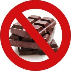 El chocolate contamina nuestro cuerpo