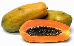 Papaya para la artrosis