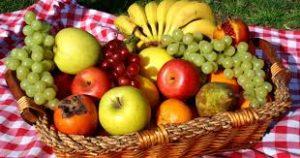 Frutas para la artrosis