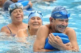 Tratamiento Natural para la Artrosis de Cadera con Aquagym