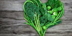 verduras verdes para artrosis