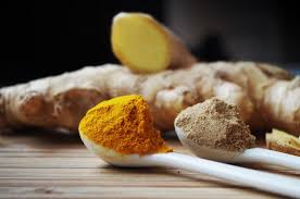 Use a lot of Ginger and Turmeric
