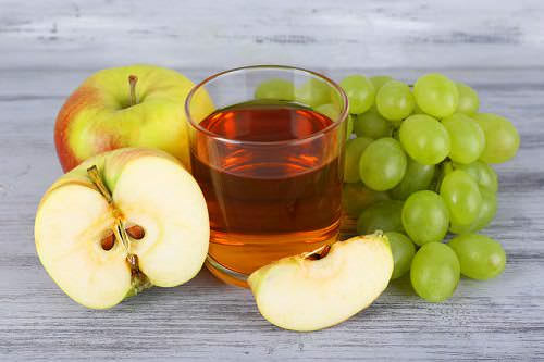 Apple Cider Vinegar with Grape and Apple Juices