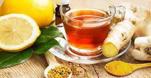 Drink Turmeric and Ginger Tea