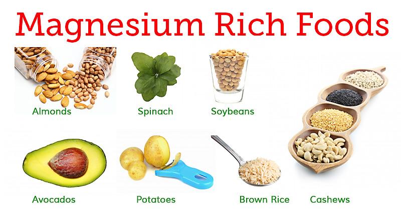 Get Plenty of Magnesium