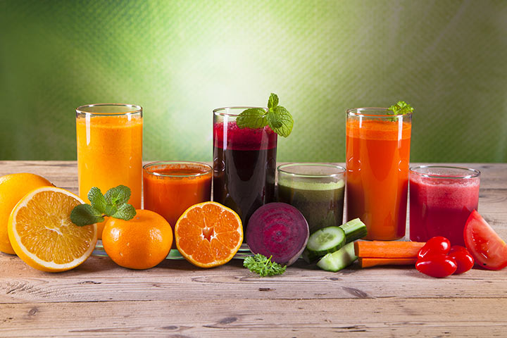 Juicing as a Natural Treatment arthritis