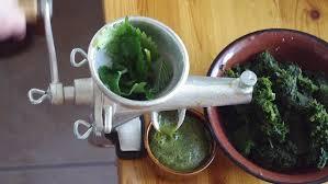Nettle juice to relieve the pain of arthritis