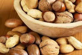 Nuts to fight arthritis