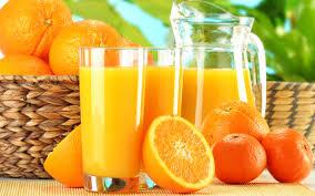 Orange juice for arthritis